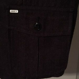 Obey Other - Obey vest mens sz S.